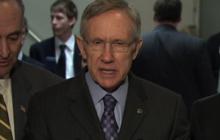 Reid: Dems Will Not Stand for GOP Shutdown Threats