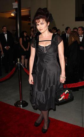 Helena Bonham Carter's awards season style