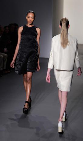 Calvin Klein Fall 2011