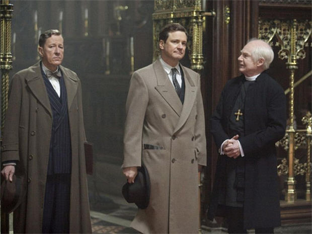 "Best Picture: ""The King's Speech"""