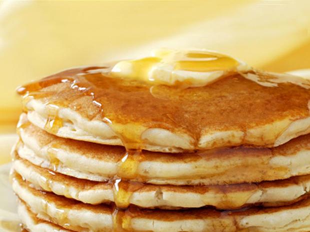 pancake, butter, breakfast, stock, 4x3