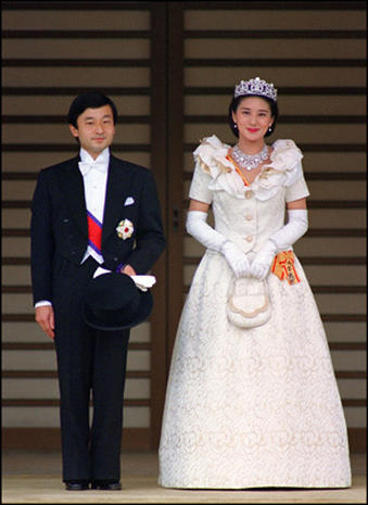 Royal wedding gowns