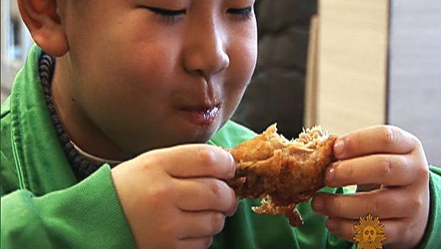 Kfcs Finger Lickin Success In China Cbs News