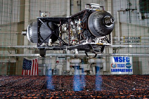 The robotic lander: Space history in the making