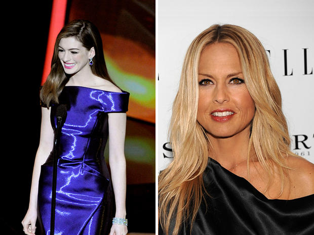 Rachel Zoe and Anne Hathaway