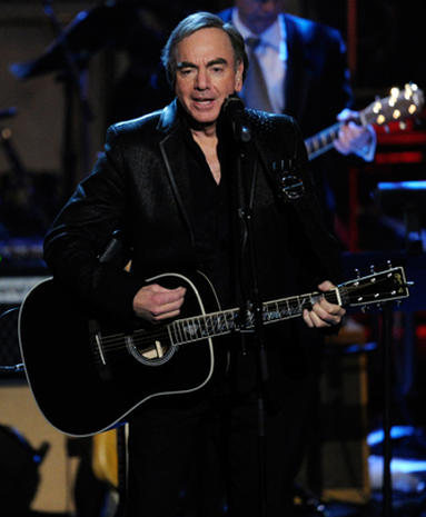 Rock & Roll Hall of Fame Inductions 2011