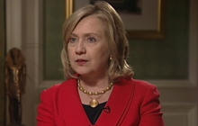 Clinton responds to crises in Libya, Bahrain