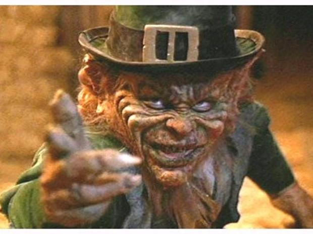 Horror Leprechaun - Leprechauns are real! - Pictures - CBS News