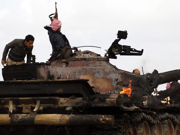 Taking the measure of Qaddafi's arsenal