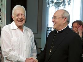Jimmy Carter in Cuba