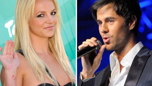 f72c6d78d6b7f Enrique Iglesias won t join Britney Spears on tour - CBS News