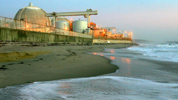 The San Onofre nuclear power