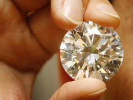 Diamonds worth millions stolen at Swiss jewelry fair