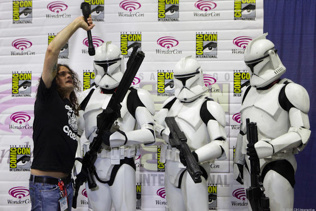 Comics come alive at WonderCon
