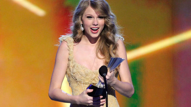 Academy of country music awards taylor swift wins for Academy of country music award for video of the year