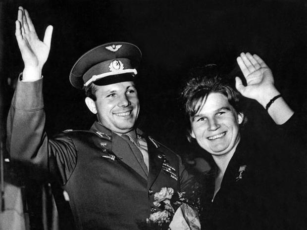 Yuri Gagarin: First man in space
