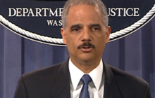 AG Holder announces military commission trial for KSM, unloads on Congress