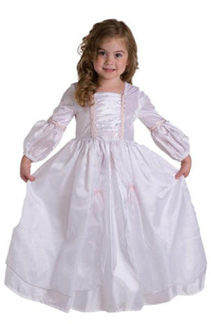 Princess Bride Dress,up Costume , Adorable royal wedding