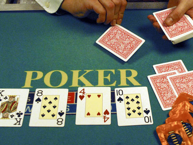Man fails to win restitution by poker, gets prison