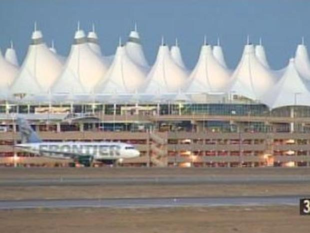 Woman allegedly raped in Denver airport