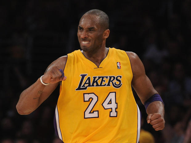 Kobe Bryant fined $100,000 for gay slur