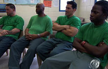 More than 40 percent of ex-cons return to prison