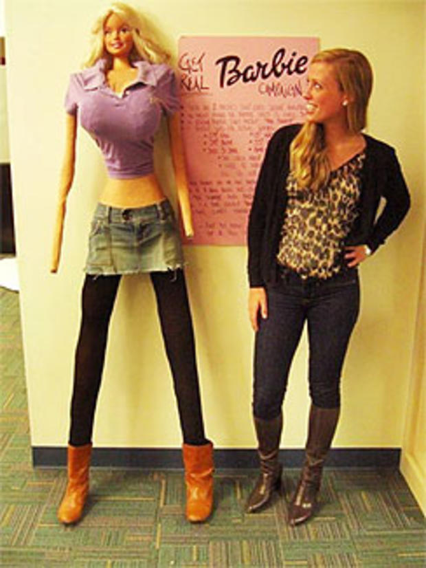 78d6a36167008 Life-size Barbie s shocking dimensions (PHOTO)  Would she be anorexic  -  CBS News
