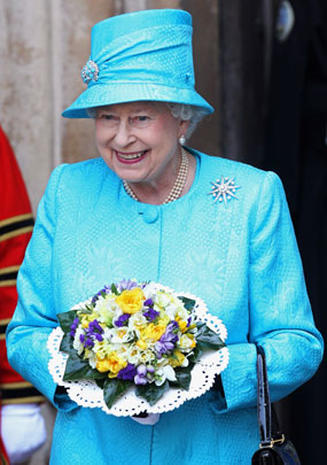 Queen Elizabeth II turns 85