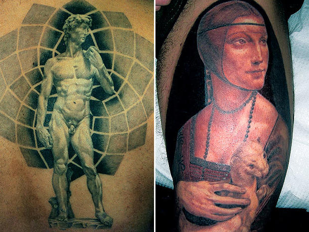 12 Celebrity Tattoo Artists Photo 1 Pictures Cbs News