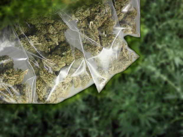 Misaddressed marijuana goes to elderly couple