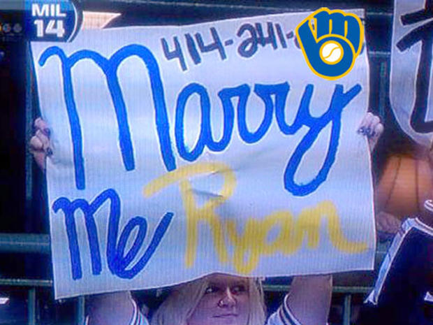 Ryan Braun marriage  offer