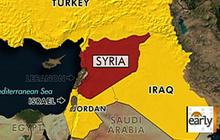 Unrest in Syria adds to Obama's Middle East pressures