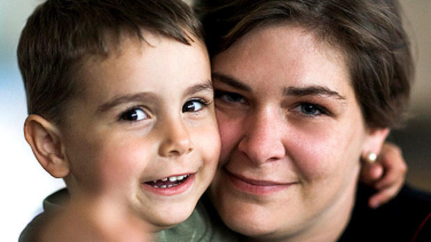 Why Autism Risk Rises With Moms Age >> New Study On Parental Age Child S Autism Risk Cbs News
