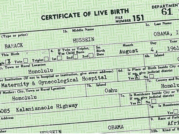 Kansas Republicans: We need to see Obama's birth certificate