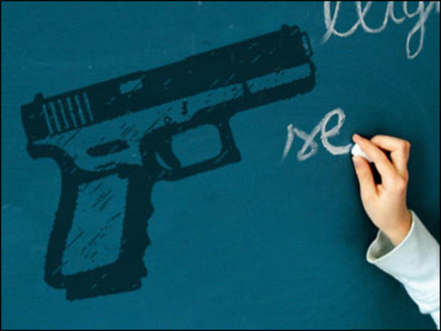 NYC 8-year-old sells loaded gun in school for $3