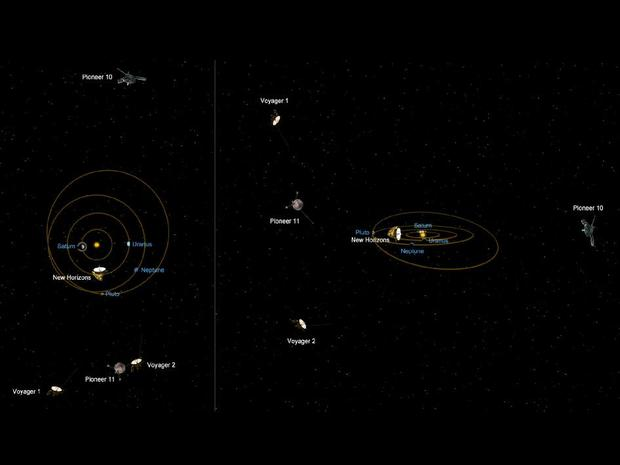 Voyager edges near interstellar space