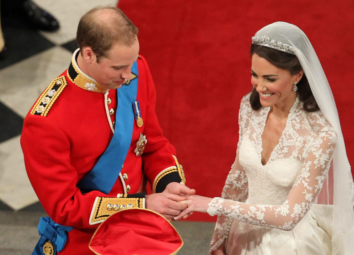 an analysis of the royal wedding of prince william of england and kate middleton