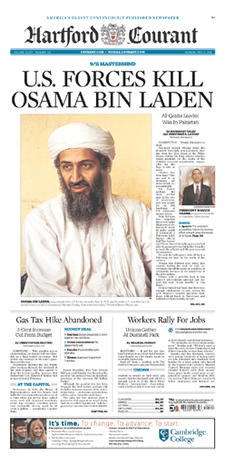 5 years ago: Osama bin Laden killed