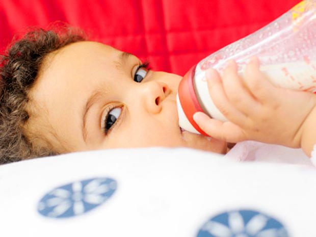 Enfamil infant formula cleared in kids' bacterial infections