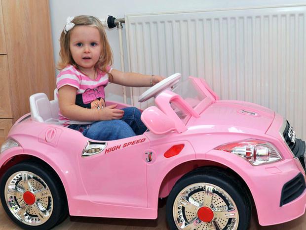 Little Leah's cerebral palsy dilemma