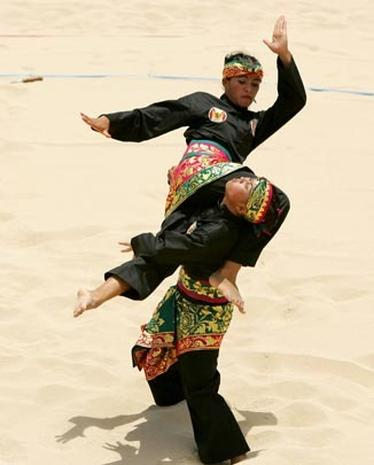 silat world s deadliest martial arts pictures cbs news Kali Silat Styles of Silat
