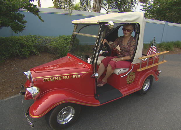 Extreme golf carts - Photo 1 - Pictures - CBS News on dallas golf, louisville golf, calgary golf, chicago golf,