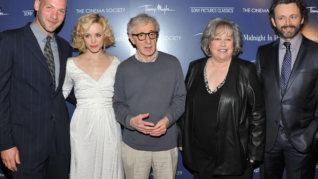 """Midnight in Paris"" in NYC and LA"