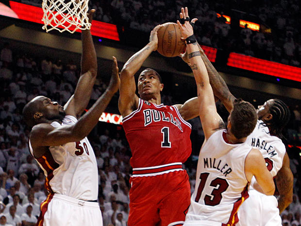 5fb720e318d Miami vs. Chicago  Game Four - 2011 NBA Conference Finals - Pictures ...