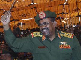 Omar Bashir of Sudan