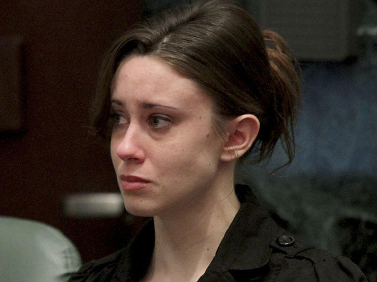 casey anthony time line