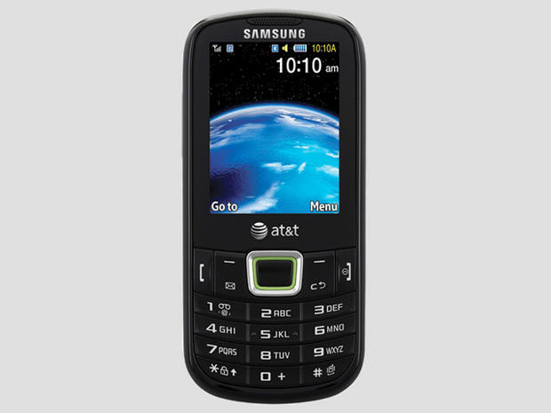 Top 10 low-radiation cellphones