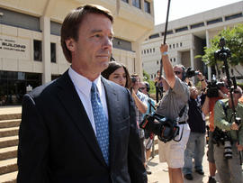 John Edwards facing stiff fines and jail time
