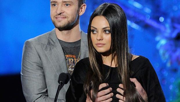 Justin Timberlake And Mila Kunis Movie