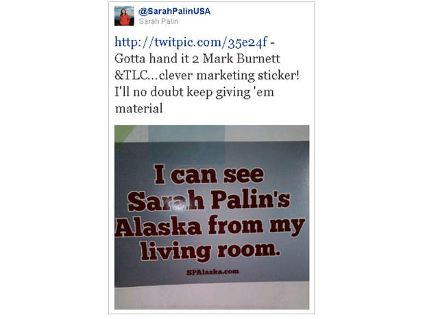 7 eyebrow-raising Sarah Palin tweets
